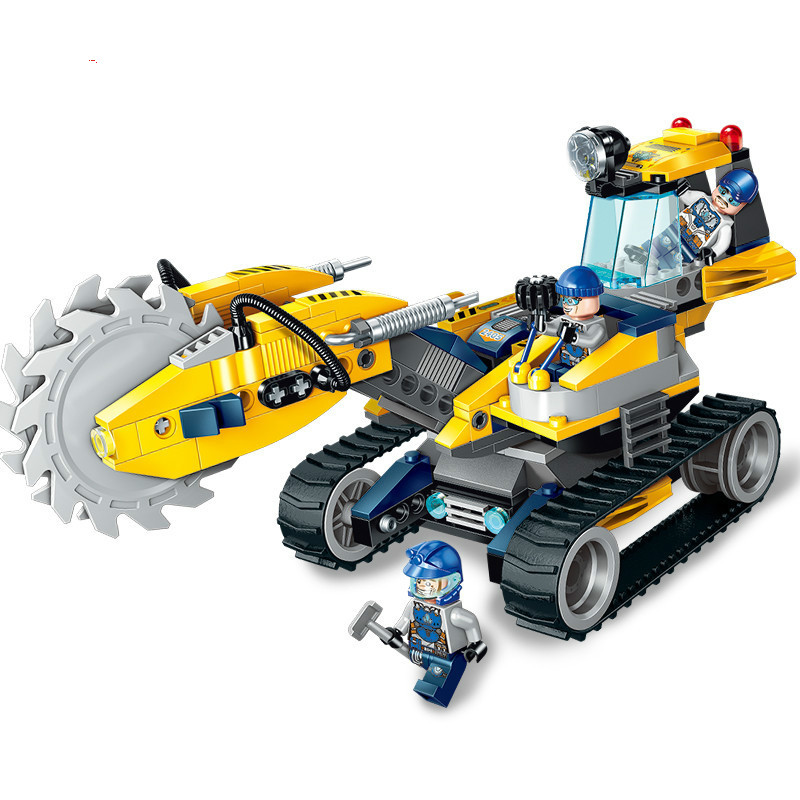 Building Blocks Compatible with Lego Enlighten E2405 279P Models Building Kits Blocks Toys Hobby Hobbies For Chlidren