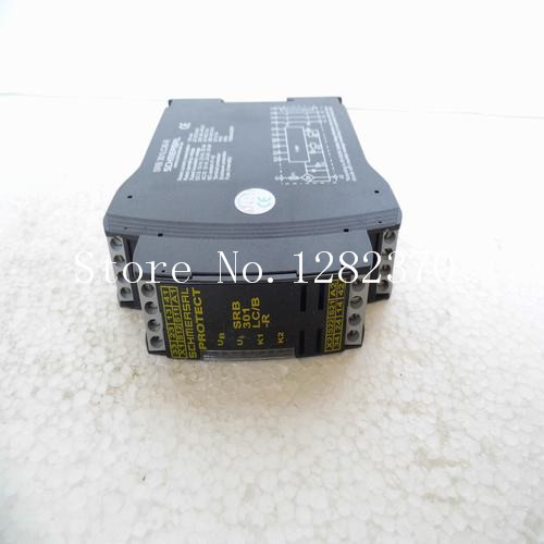 [SA] New original authentic special sales SCHMERSAL safety relays SRB301LC / BR Spot [sa] new original authentic special sales rexroth r412010305 buffer stock 2pcs lot