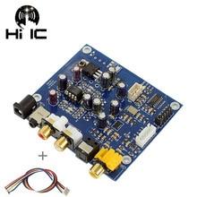 وحدة فك ترميز إدخال محوري بصري ES9038Q2M ES9038 Q2M I2S DSD, مكبر صوت سماعة رأس بتقنية DAC