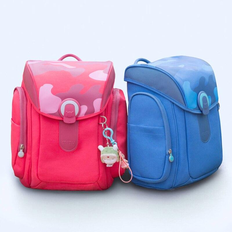 Original Xiaomi MITU Cute 13L Students Children Back Pack Durable Anti scratch School Bag Durable Backpack