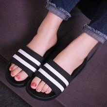 Korean Couple Summer Indoor And Outdoor Slippers Deodorant Soft Bottom Bathroom Bath Slippers Sandals Women Shoes