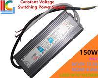 150 Watt Konstantspannung Schaltnetzteil 12 V 24 V IP67 Wasserdichte Led-treiber Adapter 12A A Beleuchtung Transformator 110 V 220 V