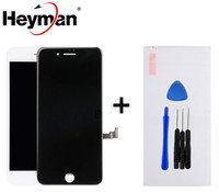 Heyman 5pcs Lot LCD For Apple IPhone 7 7Plus LCD Display Screen Assembly With Digitizer Glass