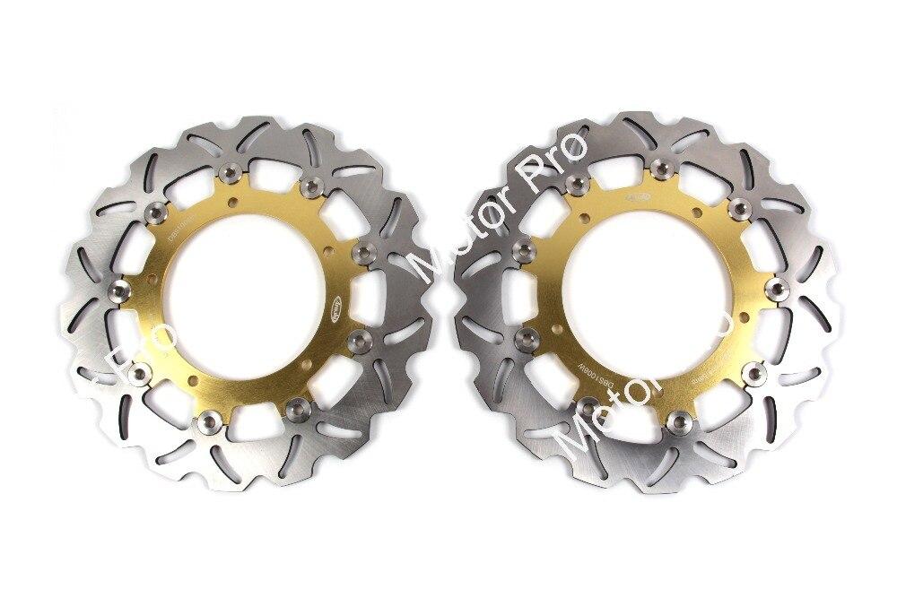 XJ600 For Yamaha XJ6 DIVERSION 600 2009 - 2015 Front Brake Disc Disk Rotor Motorcycle CNC Aluminum 2010 2011 2012 2013 2014 XJ