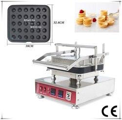 Innowacyjne blat stołu Tartlet maszyna do pieczenia do pieczenia poszczególnych Matic tarta powłoki w Waflownice od AGD na
