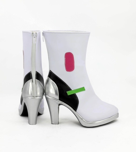 New Game D.VA DVA bunker clothing Cosplay Shoes Anime Boots Tailor Made For Halloween Carnival Christmas 1