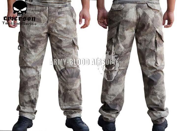 ФОТО A-TACS Camo built brace for training pants (3rd generation) Tactical Pants