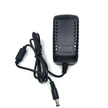 UK Plug adapter PA-27W 9V 3A DC : 5.5*2.5mm Yellow-pin laptop power wall mount switching supply