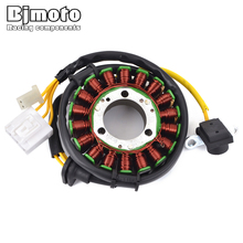 BJMOTO Motorcycle Ignition Magneto Coil Engine Stator Generator Comp For Honda NHX110 elite 2010 lead 2008