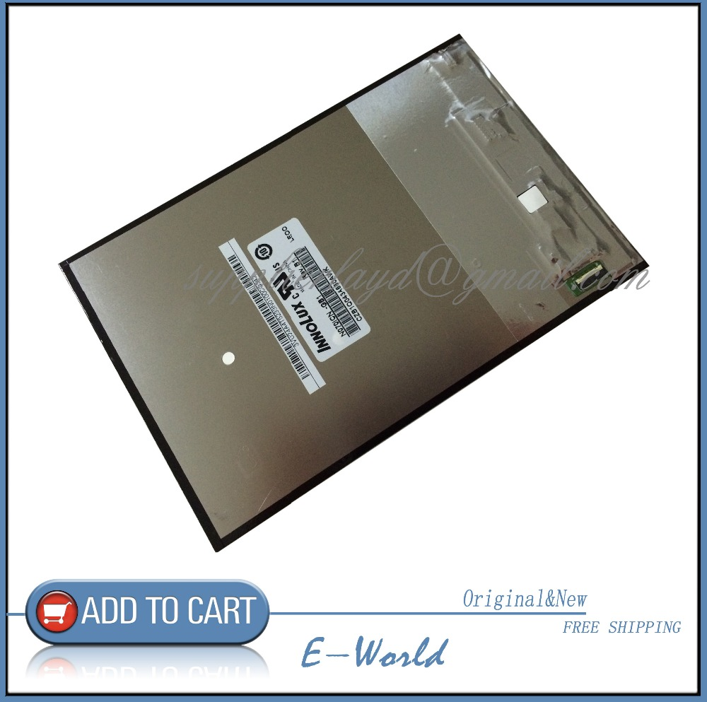 For Asus MeMO Pad HD 7 ME173X k00b InnoLux Version New LCD Display Panel Screen Monitor Replacement 100% Test Before tablet pc parts for asus memo pad 10 me102 me102a lcd display panel screen monitor repair replacement