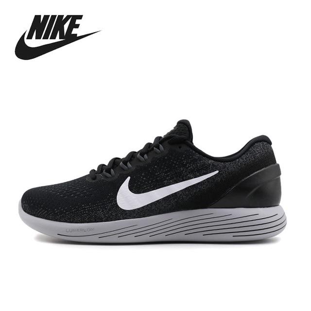 ... Nike 2017 LUNARGLIDE 9 La Luna masculina ventilación absorción de  choque zapatos de recorrido para los ... ab852d6d945