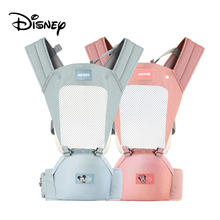 Disney Baby Carrier Ergonomic Backpack Hipseat for Newborn and Prevent O-type Legs Sling 0-30 Months Kangaroo