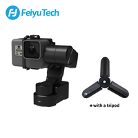 FeiyuTech WG2X Splash proof Action Camera Stabilizer 3D Wearable & Mountable Gimbal Tripod for Sony RX0 GoPro Hero 7 6 5