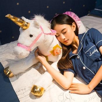 85cm Giant Unicorn Stuffed Toy