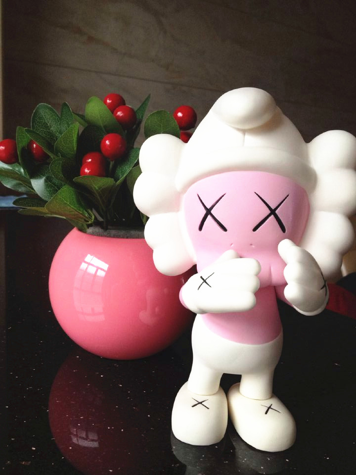 New Arrival Original fake Kaws toy kaws figures 10 inch, Three Color Optional fashion toys new kaws original fake joe kaws dog medicom toy gift for boyfriend kaws original fake