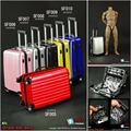 "1:6 Scale Figure accessories Plastic model toys Trolley case Scene props for 12"" Action figure doll,not include doll and other"