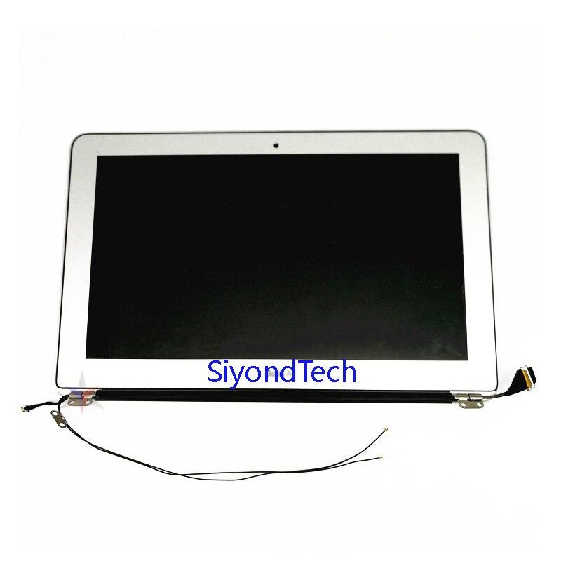 Ensemble d'écran LCD d'origine pour ordinateur portable A + Tophalf pour Macbook Air A1370 A1465 MC505 MC968