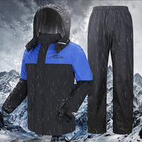 Motorcycle Men Raincoat Waterproof Outdoor Poncho Rain Coat Men Women Suit Cape Impermeable Motociclista Raincoat Rain Gear 4A90