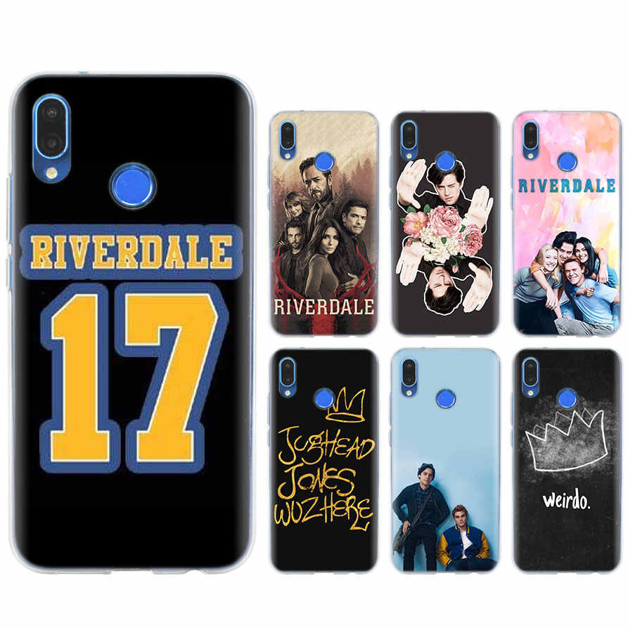Riverdale pop's south side JUGHEAD Silicone Phone Case For Huawei P10 20 Lite 20 Pro P Smart Mate 10 20 Lite View 20 Coque Funda