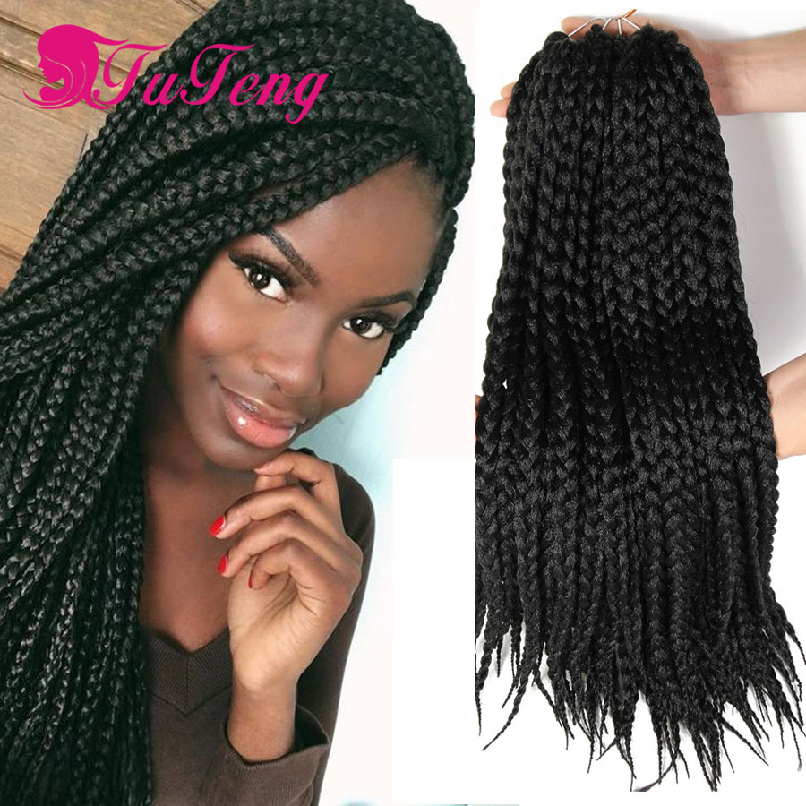 Crotchet Box Braids Crotchet Braids Senegalese Expression ...