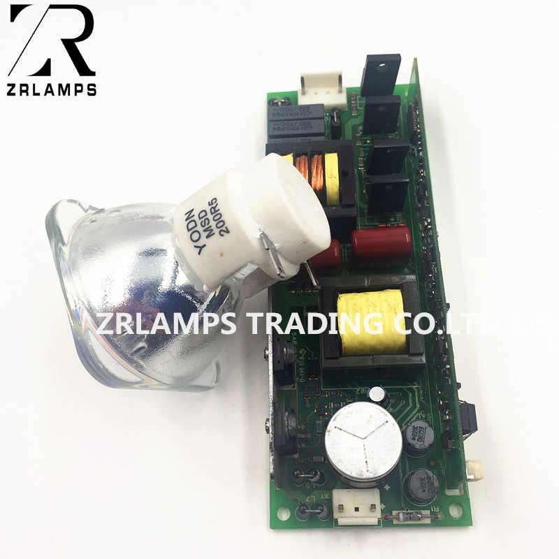 ZRLAMPS 5R 200 Вт лампа MSD 5R YODN Platinum Sharpy 5R сценический свет/сценическая лампа для 200 Вт Луч движущаяся голова свет с балластом