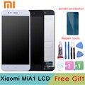 ЖК-дисплей и сенсорный экран Xiaomi Mi A1, сменный премиум-дигитайзер для Mi 5X, MiA1, Mi A1, 4 Гб, 32 ГБ, 64 ГБ, 5,5 дюйма