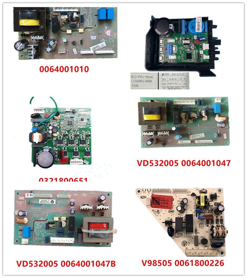 0064001010| DHJ-F01-HxaC 20.22.367| 0321800651| 0321800651C| VD532005 0064001047| 0064001047B| V98505 0061800226 Good Working