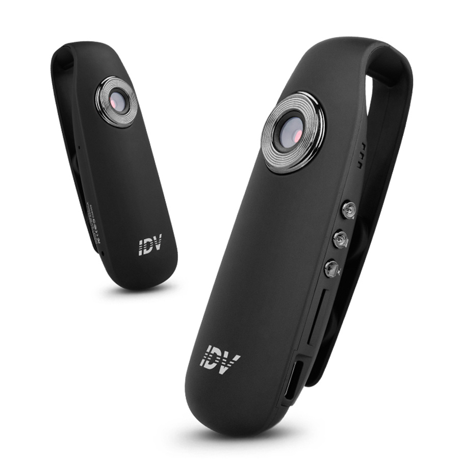 2017 New IDV 007 Mini Camera DV Loop Video Voice Recorder HD 1080P 12MP 130 Degree Wide Angle Motion Detector Mini Camcorders lc 08 mini dv headphone 1080p hd sport dv bluetooth headset stereo neck strap video recorder
