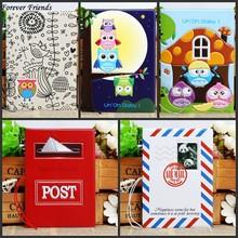 3D Cartoon Owl paszport posiadacz legitymacji posiadacz karty PU skórzane wizytówki torba paszport okładka 14 * 9 6 CM tanie tanio Posiadacze kart IDENTYFIKATOROWYCH Bez zamków błyskawicznych 9 6 cm od Pole Casual Przyjaciele na zawsze Dziewczyny
