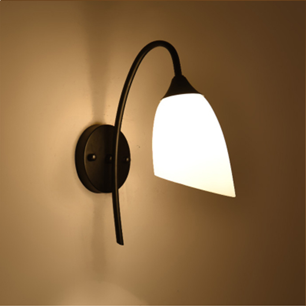 HGhomeart American style vintage wall lamp Led E27 wall mounted ...