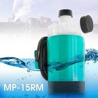 220V 1/2inch 16L/min 10W Magnetic Drive Pump MP 15RM Industrial Homebrew Food Grade High Temperature Resisting Circulation Pump