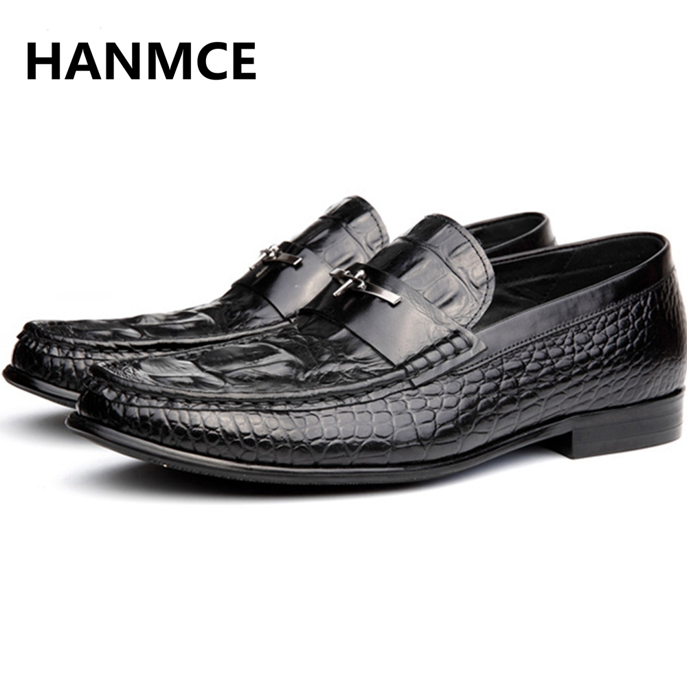 2019 New Snake Skin Formal Business Shoes Hot Men Top Quality Wedding Bride Dress Shoes Hombre Shoes Formal Shoes