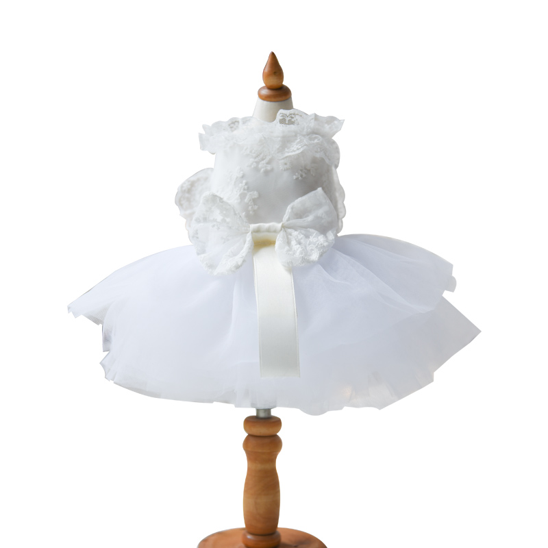 Bridal Shoes Yorkshire: Dog Wedding Dress Cat Puppy Small Clothes Yorkshire Yorkie