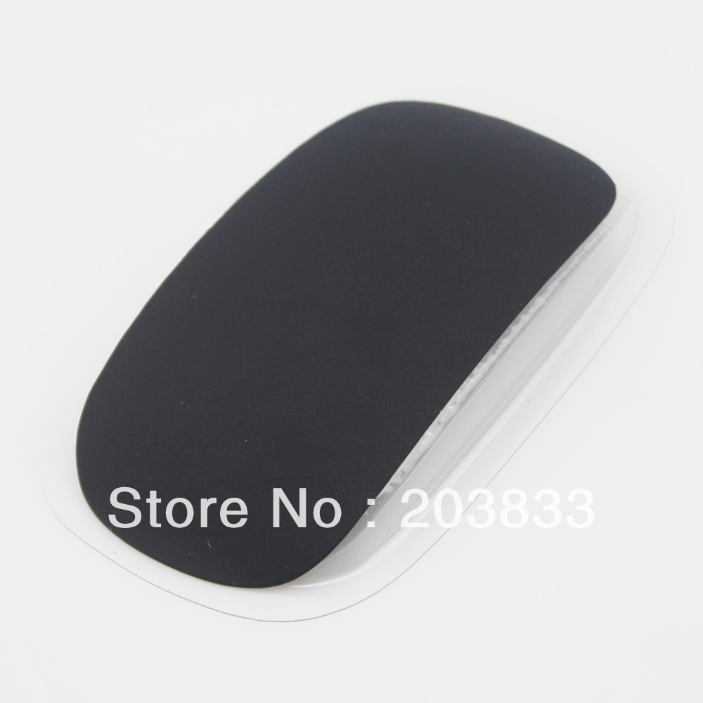 10Pieces/Lot Ultra thin Softskin silicon Mouse Protector For Apple Magic Mouse For Mac Laptop Mouse+Wholesale