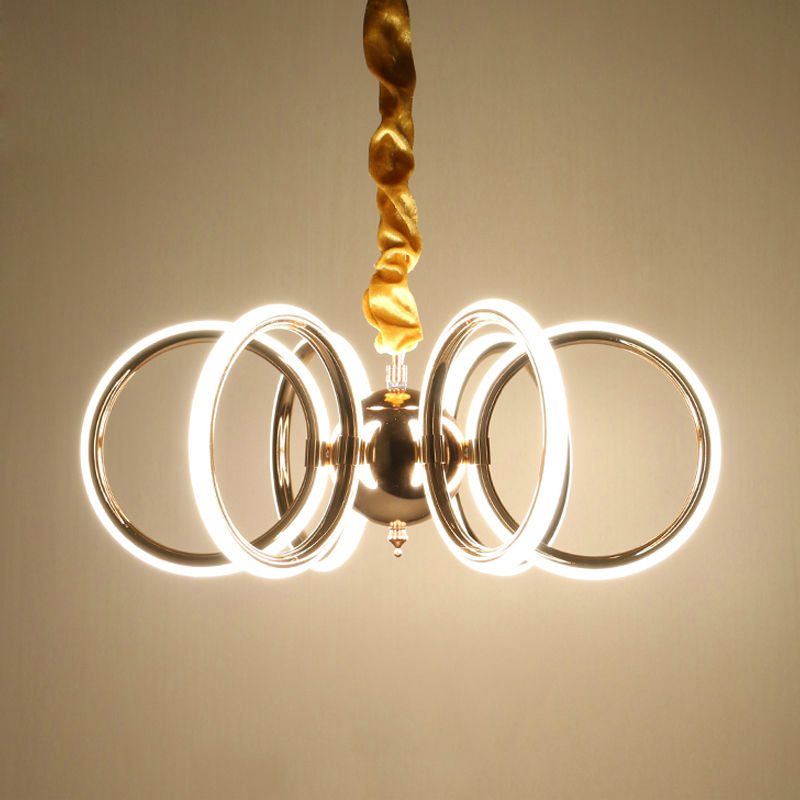 modern led pendant lights for bedroom ring light aluminum pendant lamp suspension luminaire Light Fixture 130W LED bulbs modern pendant lights for children kids room bedroom lighting suspension luminaire basketball e27 bulb lamp led pendant light