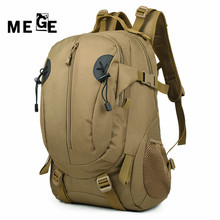 MEGE Men Women Outdoor Military Army Tactical Backpack Trekking Sport Travel Rucksacks Camping Hiking Hunting Camouflage