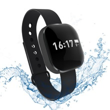 Фитнес трекер Браслет Bluetooth Smart Браслет Heart Rate Мониторы IP67 Водонепроницаемый Smart Браслеты для iOS и Android