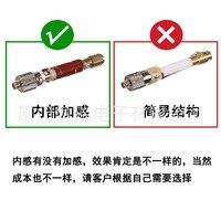 5r uv רווח גבוה טוקי חיצוני טקטי CS UV אנטנת השליט מתקפל-סעיף כפול SMAfemale עבור Baofeng UV-5R UV-82 BF-888S (4)