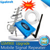 New LCD Display Upgrade GSM 900mhz Signal Repeater 2G Mobile Cellular Signal Booster GSM 900 Cell Phone Amplifier Antenna Set