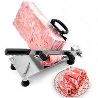 Многофункциональная машина для резки мяса Бытовая ломтерезка для мяса ягненка Roll говядины ручной резак мясо овощи Дыня Еда резки