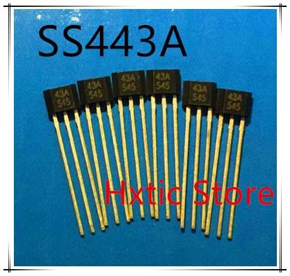 Free Shipping  10pcs/lot SS443A SS443 43A TO92 IC.