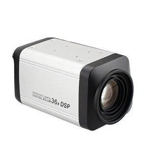 Image 3 - Uzaktan kumanda Analog 1200TVL CMOS Otomatik Odaklama 36X Kutusu Zoom güvenlik kamerası