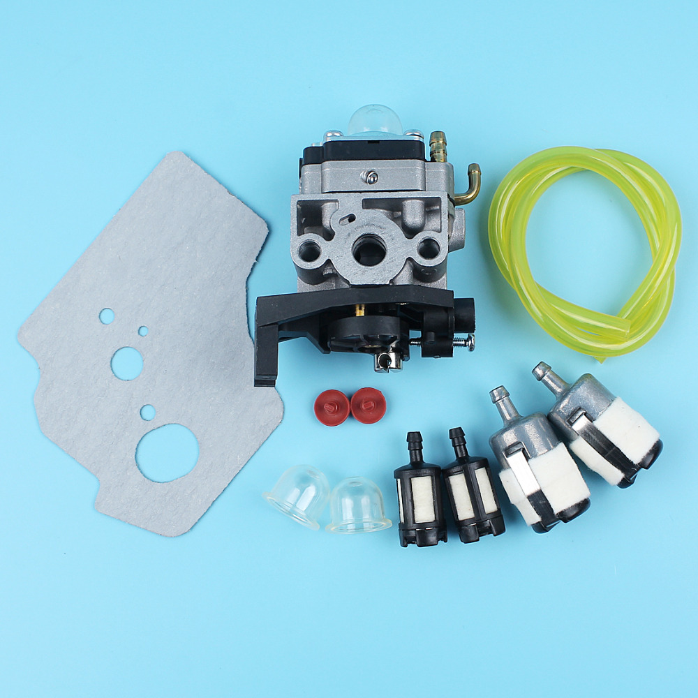 Carburetor Fuel Filter Line Primer Bulb Kit For Honda GX35 HHT35S GX35NT Small  Engine Trimmer Brushcutter #16100 Z0Z 034-in Chainsaws from Tools on ...