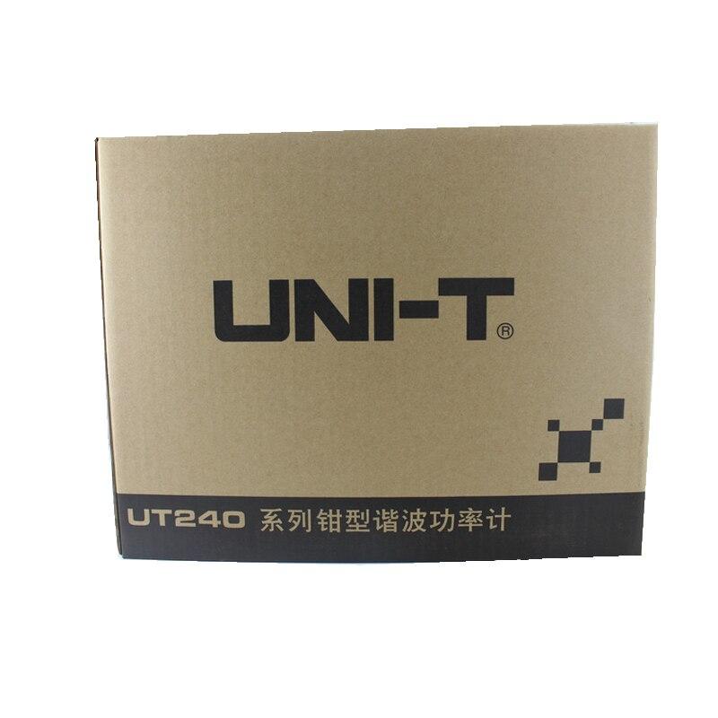 UNI-T UT243 teljesítmény- és harmonikus bilincsmérők Fázis - Mérőműszerek - Fénykép 6