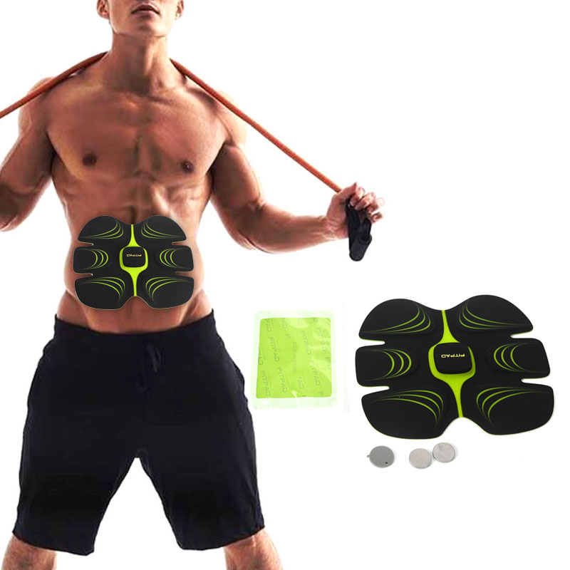 цены Multi-Function Smart EMS Abdominal Muscle Stimulator Exerciser Trainer Device Muscles Training Weight Loss Slimming Massager 30