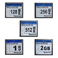 CompactFlash I Цифровой карты памяти 128 МБ 256 МБ 512 МБ 1 ГБ 2 ГБ I Типа CF Compact Flash карты