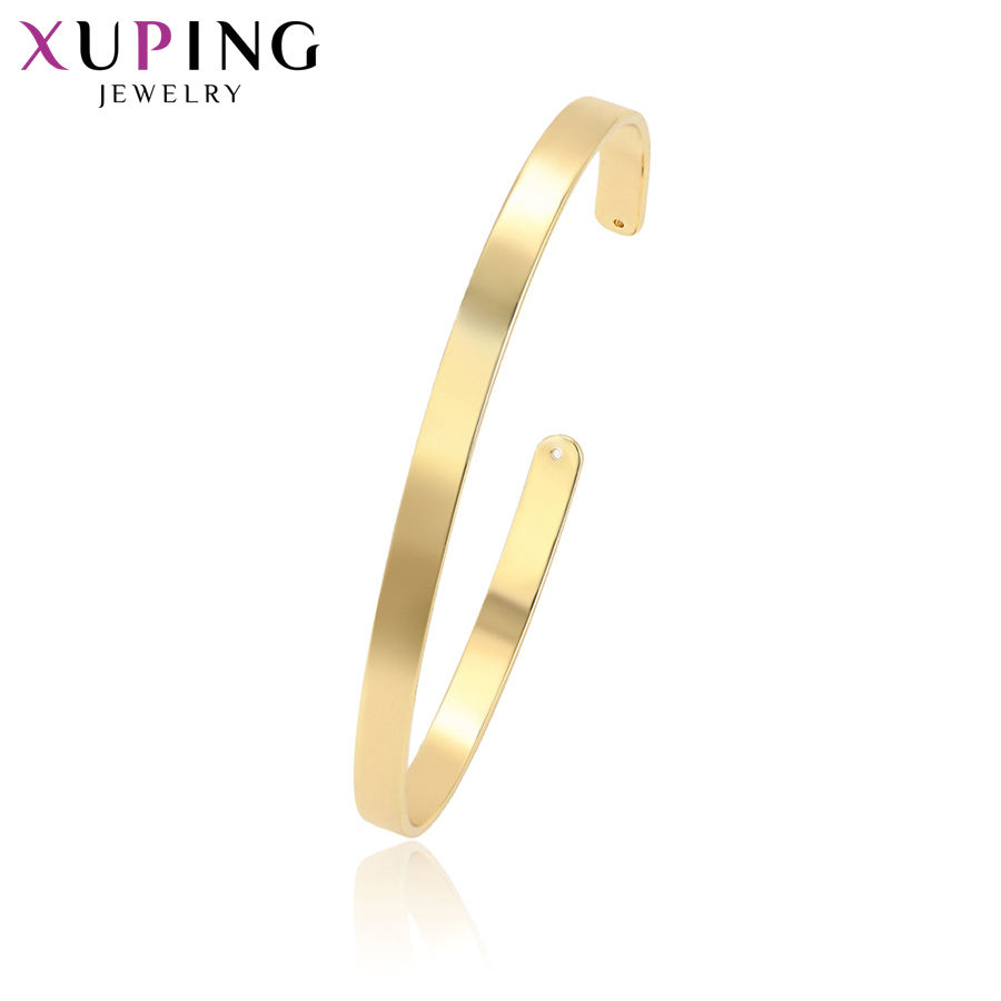 Xuping Deals Newest Charm Design Light Yellow Color Plated