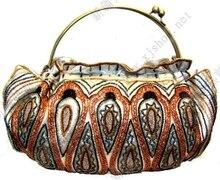Xinjiang Folk Custom Handmade Beaded Handbag Bag classic X-40
