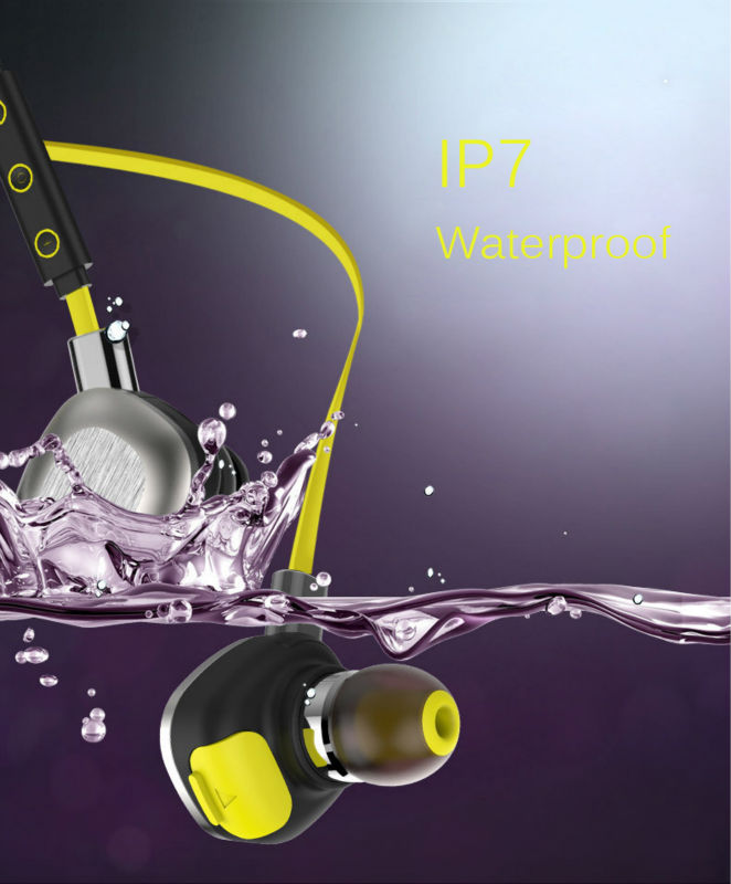 Bluetooth earphone U5 plus  (11)