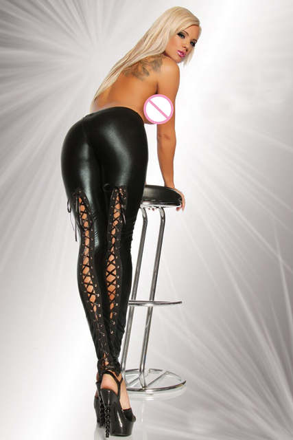 Leather and latex porno